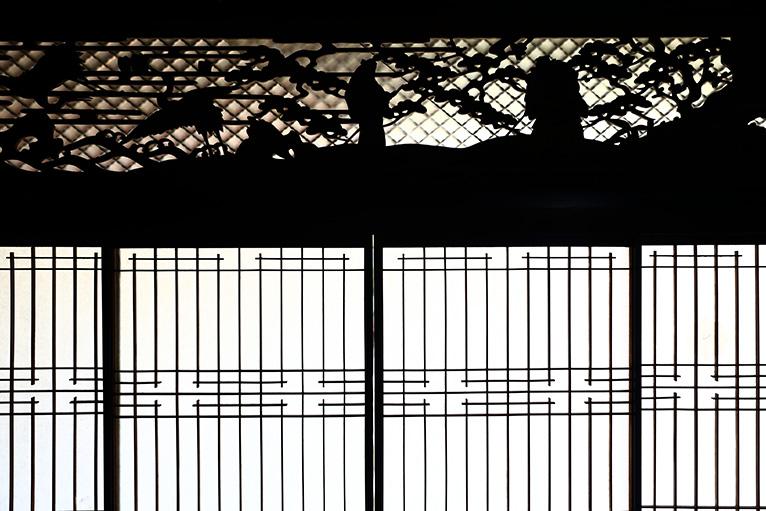 上芳我家住宅と木蝋資料館