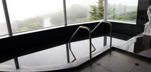 天狗荘の温泉、天狗高原のてっぺんからの眺望を楽しもう