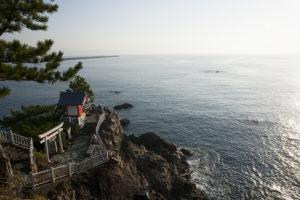 雄大!竜王岬からの景色は最高